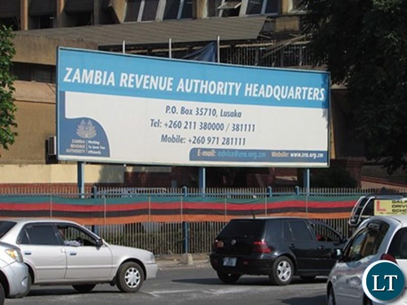 Seri Pajak : Pajak Negara Zambia